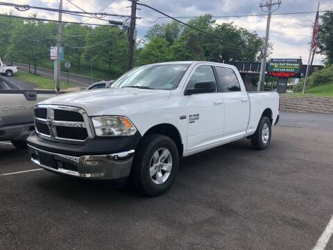 2019 RAM Ram Pickup 1500 Classic for sale at 4 Below Auto Sales in Willow Grove PA
