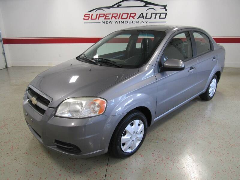 2011 Chevrolet Aveo for sale at Superior Auto Sales in New Windsor NY