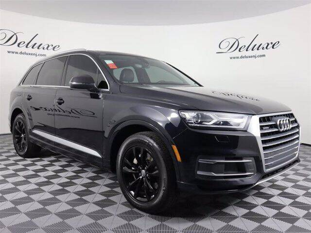 2017 Audi Q7 for sale at DeluxeNJ.com in Linden NJ