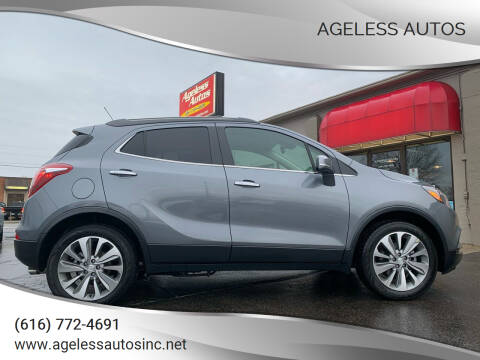 2019 Buick Encore for sale at Ageless Autos in Zeeland MI