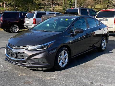2016 Chevrolet Cruze for sale at Luxury Auto Innovations in Flowery Branch GA