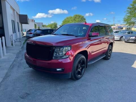 2015 Chevrolet Tahoe for sale at Dean's Auto Sales in Flint MI