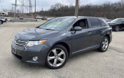 2011 Toyota Venza for sale at Auto Deals in Roselle IL