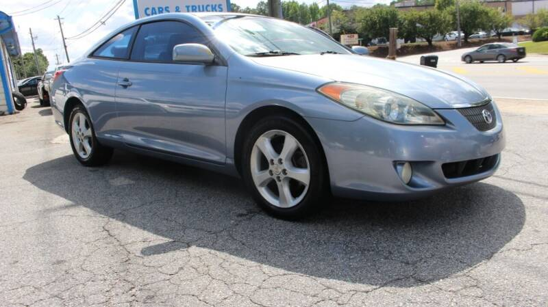 2005 Toyota Camry Solara for sale at NORCROSS MOTORSPORTS in Norcross GA