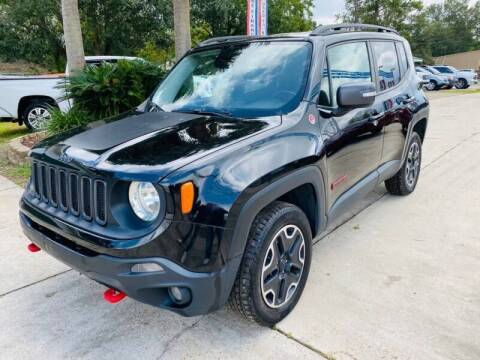 2017 Jeep Renegade for sale at Southeast Auto Inc in Albany LA