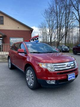 2010 Ford Edge for sale at Marcotte & Sons Auto Village in North Ferrisburgh VT
