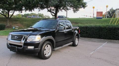2010 Ford Explorer Sport Trac for sale at Best Import Auto Sales Inc. in Raleigh NC
