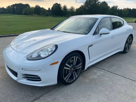 2014 Porsche Panamera for sale at Legacy Motor Sales in Norcross GA