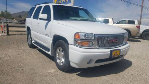 2005 GMC Yukon for sale at Auto Depot in Carson City NV