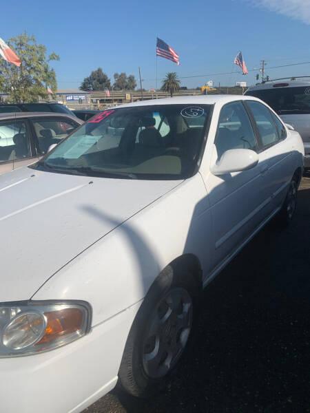 2005 Nissan Sentra for sale at Premier Auto Sales in Modesto CA