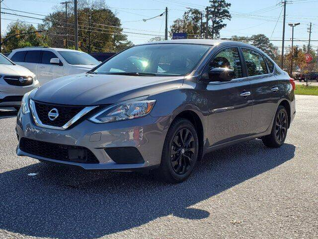 2018 Nissan Sentra for sale at Gentry & Ware Motor Co. in Opelika AL