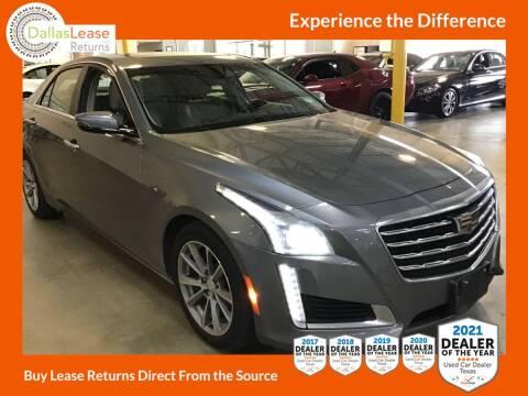 2019 Cadillac CTS for sale at Dallas Auto Finance in Dallas TX