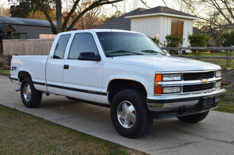1998 Chevrolet C/K 1500 Series for sale at ALL ACCESS AUTO in Murray UT