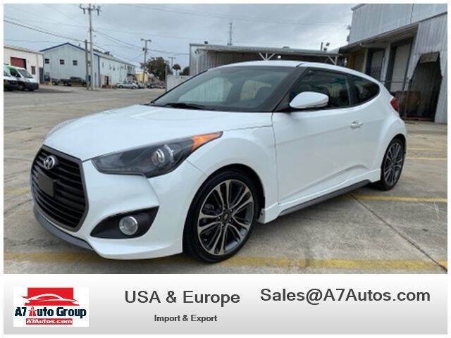 2016 Hyundai Veloster for sale at A7 AUTO SALES in Holly Hill FL