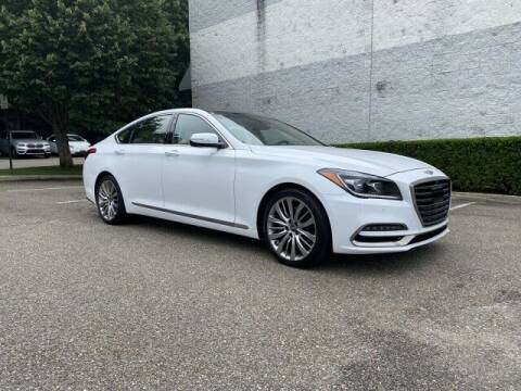 2018 Genesis G80 for sale at Select Auto in Smithtown NY