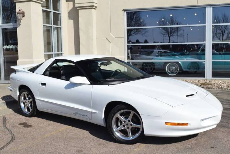 1997 Pontiac Firebird for sale at Vern Eide Specialty and Classics in Sioux Falls SD