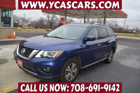 2018 Nissan Pathfinder for sale at Your Choice Autos - Crestwood in Crestwood IL