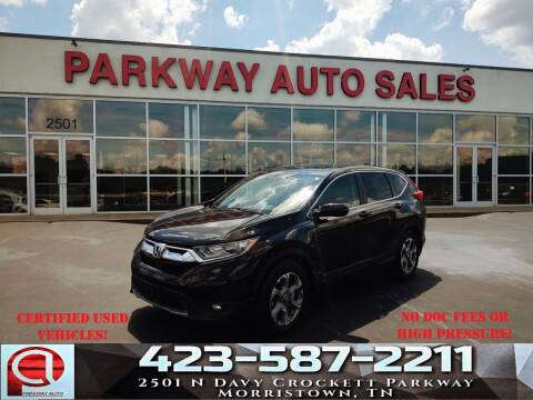 2018 Honda CR-V for sale at Parkway Auto Sales, Inc. in Morristown TN