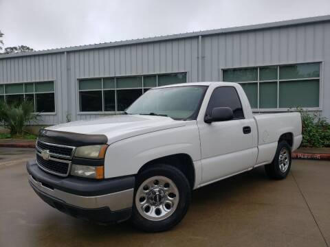 2006 Chevrolet Silverado 1500 for sale at Houston Auto Preowned in Houston TX
