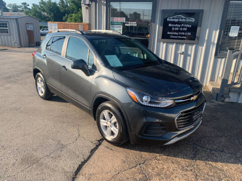 2018 Chevrolet Trax for sale at Rutledge Auto Group in Palestine TX
