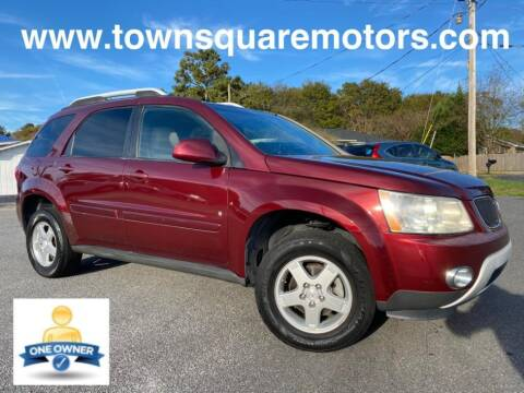 2008 Pontiac Torrent for sale at Town Square Motors in Lawrenceville GA