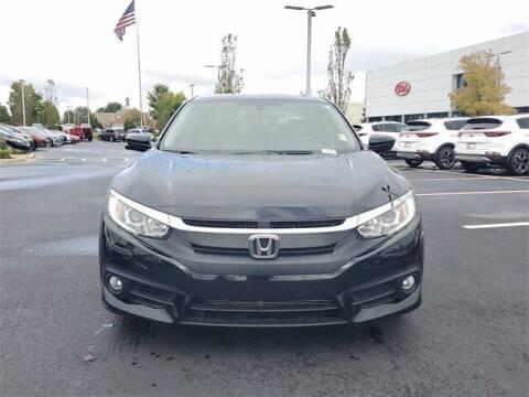 2018 Honda Civic for sale at Lou Sobh Kia in Cumming GA