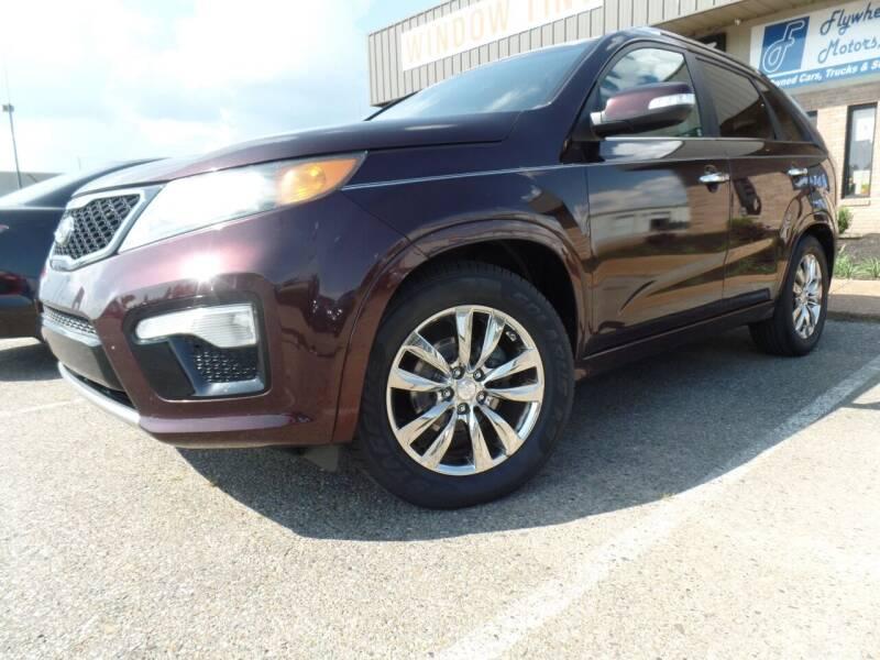 2011 Kia Sorento for sale at Flywheel Motors, llc. in Olive Branch MS