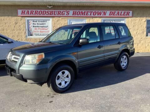 2006 Honda Pilot for sale at Auto Martt, LLC in Harrodsburg KY