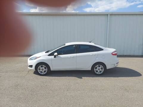 2016 Ford Fiesta for sale at Longhorn Motors in Belton TX