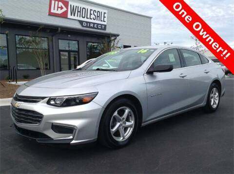 2016 Chevrolet Malibu for sale at Wholesale Direct in Wilmington NC