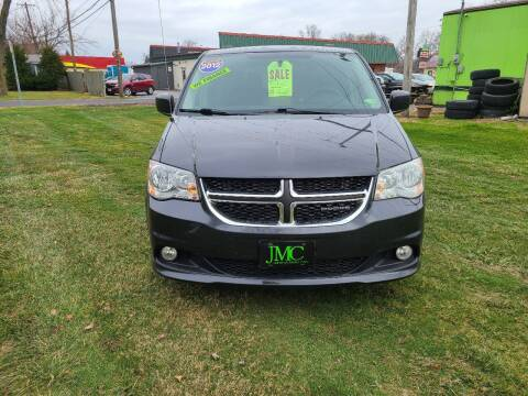 2012 Dodge Grand Caravan for sale at Johnny's Motor Cars in Toledo OH