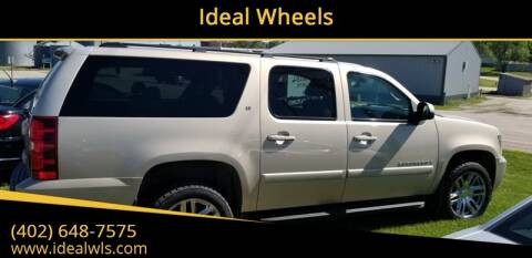 2008 Chevrolet Suburban for sale at Ideal Wheels in Bancroft NE