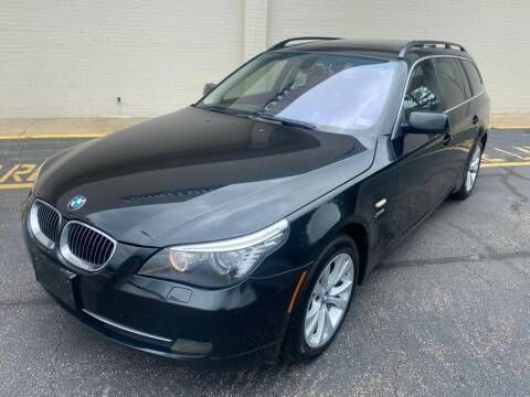 2010 BMW 5 Series for sale at Carland Auto Sales INC. in Portsmouth VA