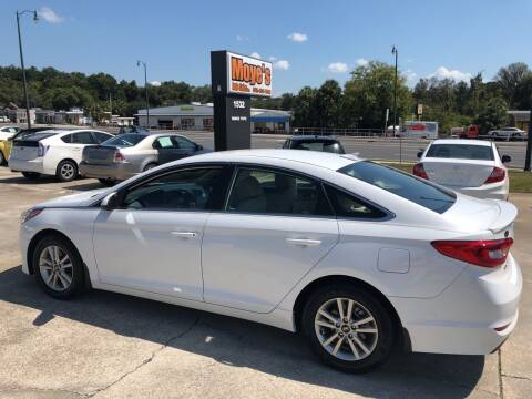 2017 Hyundai Sonata for sale at Moye's Auto Sales Inc. in Leesburg FL