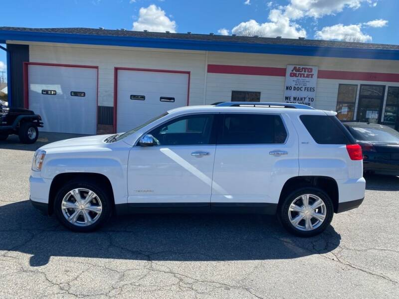 2016 GMC Terrain for sale at Auto Outlet in Billings MT