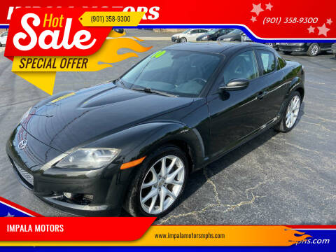2010 Mazda RX-8 for sale at IMPALA MOTORS in Memphis TN