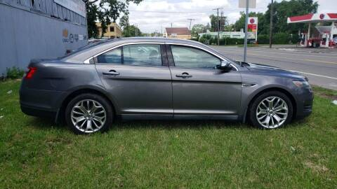 2013 Ford Taurus for sale at Yousif & Sons Used Auto in Detroit MI