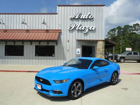 2017 Ford Mustang for sale at Grantz Auto Plaza LLC in Lumberton TX