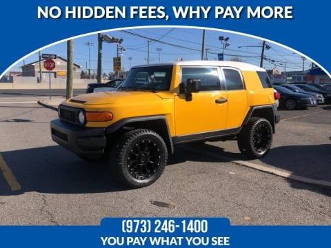 2007 Toyota FJ Cruiser for sale at Route 46 Auto Sales Inc in Lodi NJ