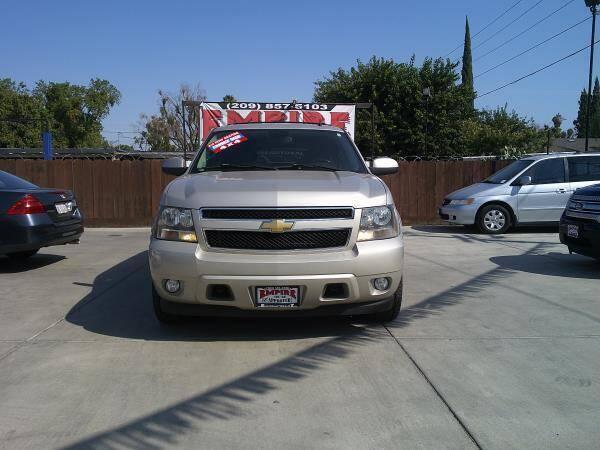 2007 Chevrolet Tahoe for sale at Empire Auto Sales in Modesto CA
