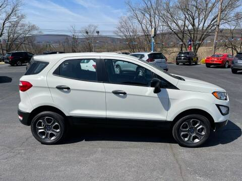 2019 Ford EcoSport for sale at MAGNUM MOTORS in Reedsville PA