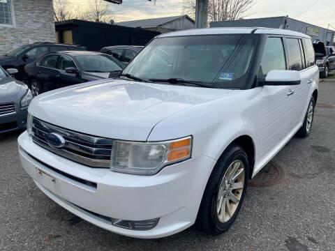 2010 Ford Flex for sale at MFT Auction in Lodi NJ