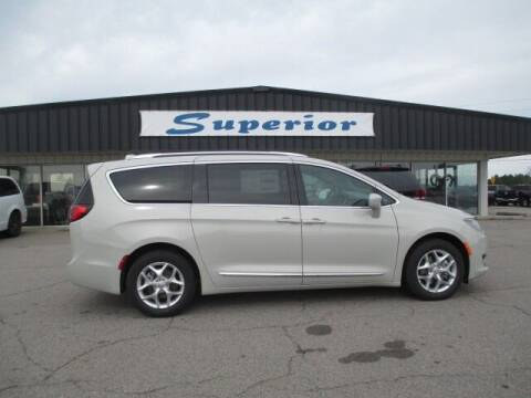2020 Chrysler Pacifica for sale at SUPERIOR CHRYSLER DODGE JEEP RAM FIAT in Henderson NC