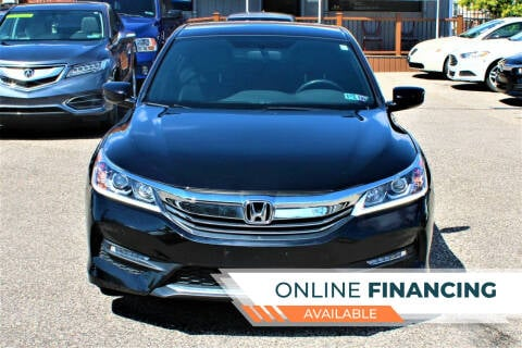 2017 Honda Accord for sale at EZ PASS AUTO SALES LLC in Philadelphia PA