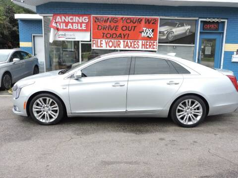 2018 Cadillac XTS for sale at Drive Auto Sales & Service, LLC. in North Charleston SC