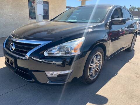 2013 Nissan Altima for sale at Town and Country Motors in Mesa AZ