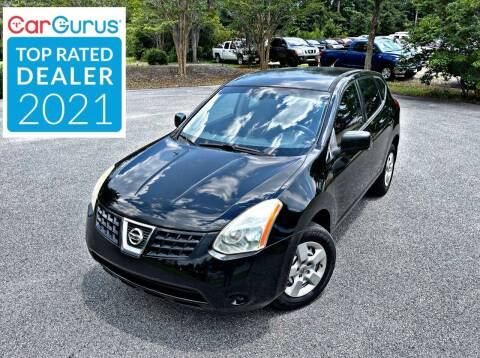 2009 Nissan Rogue for sale at Brothers Auto Sales of Conway in Conway SC