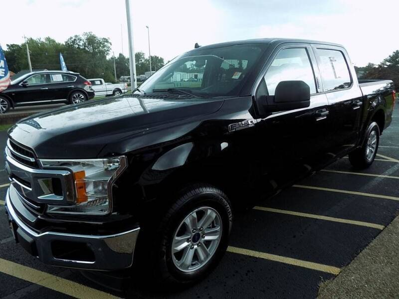 2019 Ford F-150 for sale at Handicap of Jackson in Jackson TN