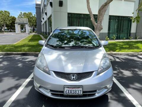 2012 Honda Fit for sale at Hi5 Auto in Fremont CA