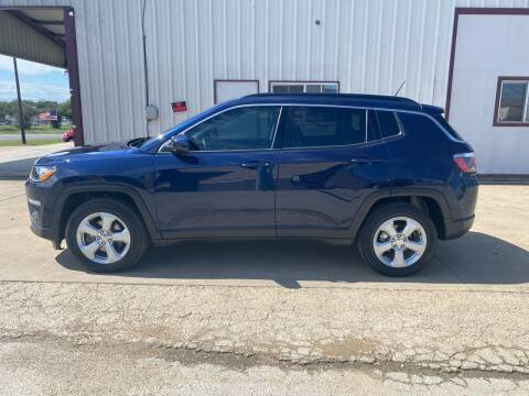 2018 Jeep Compass for sale at Circle T Motors INC in Gonzales TX